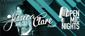 Jessica Clare Open Mic Nights